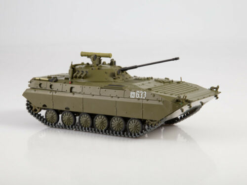 Soviet tank BMP 2 D MODIMIO Collections №37 1:43
