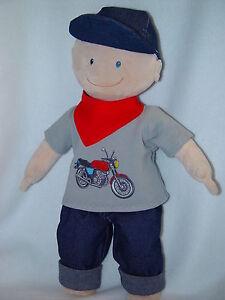 Set Puppen & Zubehör Puppenkleidung Kleidung für Krümel von JAKO-O Puppen 4-tlg