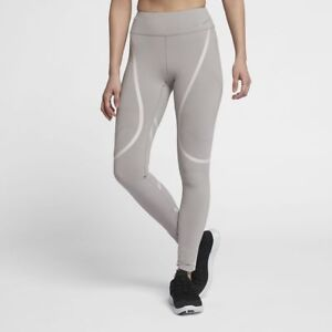 nike leggings beige