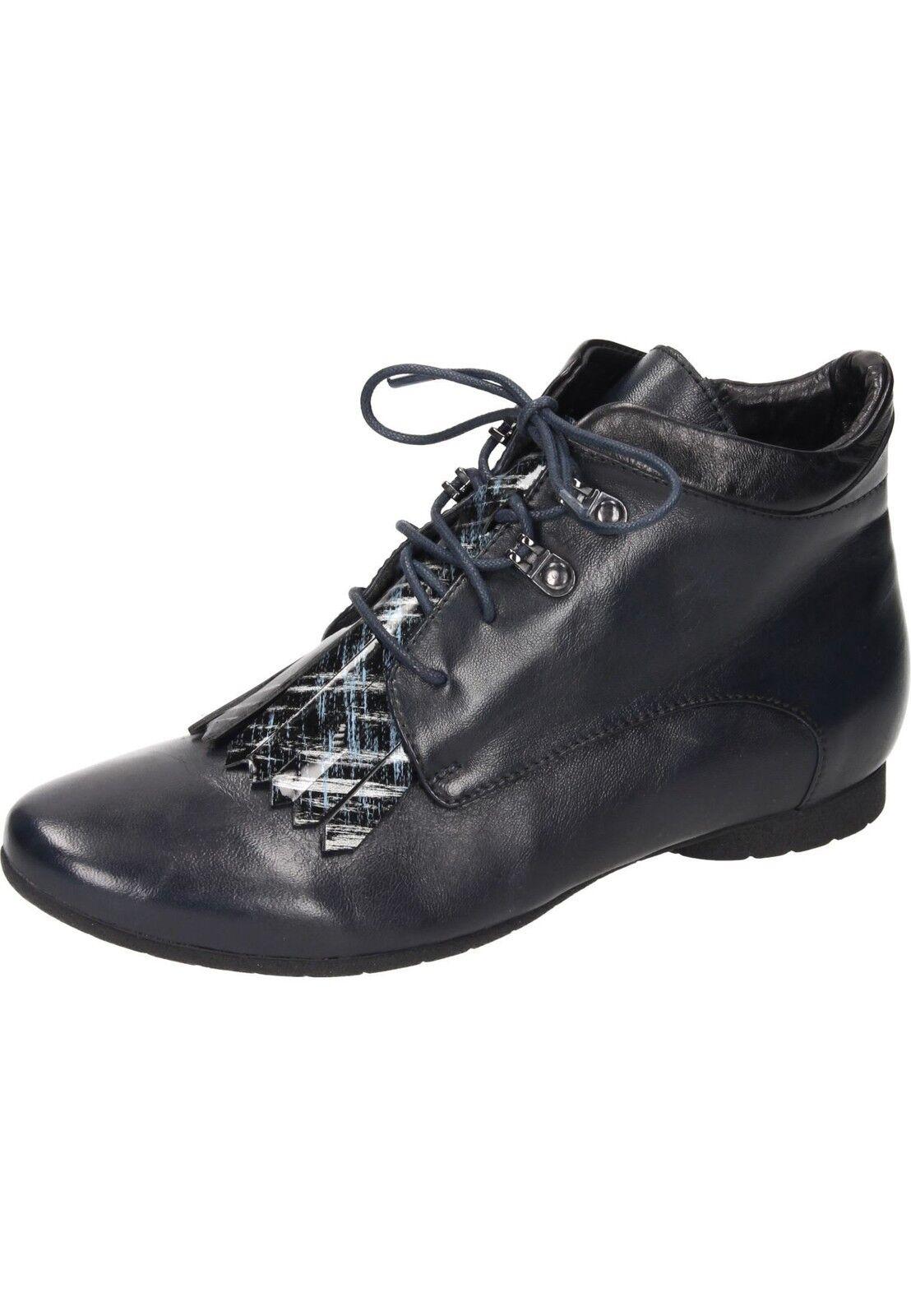 Botas Botines Mujer Zapatos De 991194 43 Neu29 Gr36 Piel Piazza VMzUSp