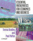 Essential Mathematics for Economics and Business by Paul Patton, Teresa Bradley (Paperback, 1998)