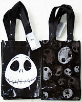 Disney Store 2 Nightmare Before Christmas Reusable Lunch Bags With Tags Nbc 2011