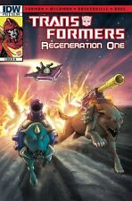 Transformers Regeneration One #92 (NM)`13 Furman/ Wildman (Cover A)