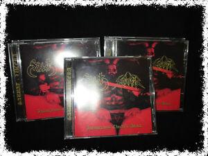 LUCERA-SABBAT-Japanguanos-Chocha-039-s-Attack-Split-CD-Limited-to-500-NEW