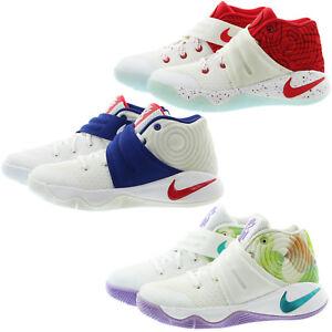 e5a812b030cb Nike 827280 Toddler Kids Youth Boys Girls Kyrie 2 Basketball Shoes ...