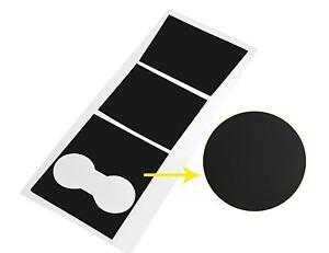Topfit-Tesla-Model-3-Matte-Black-Center-Console-Wrap-Kit