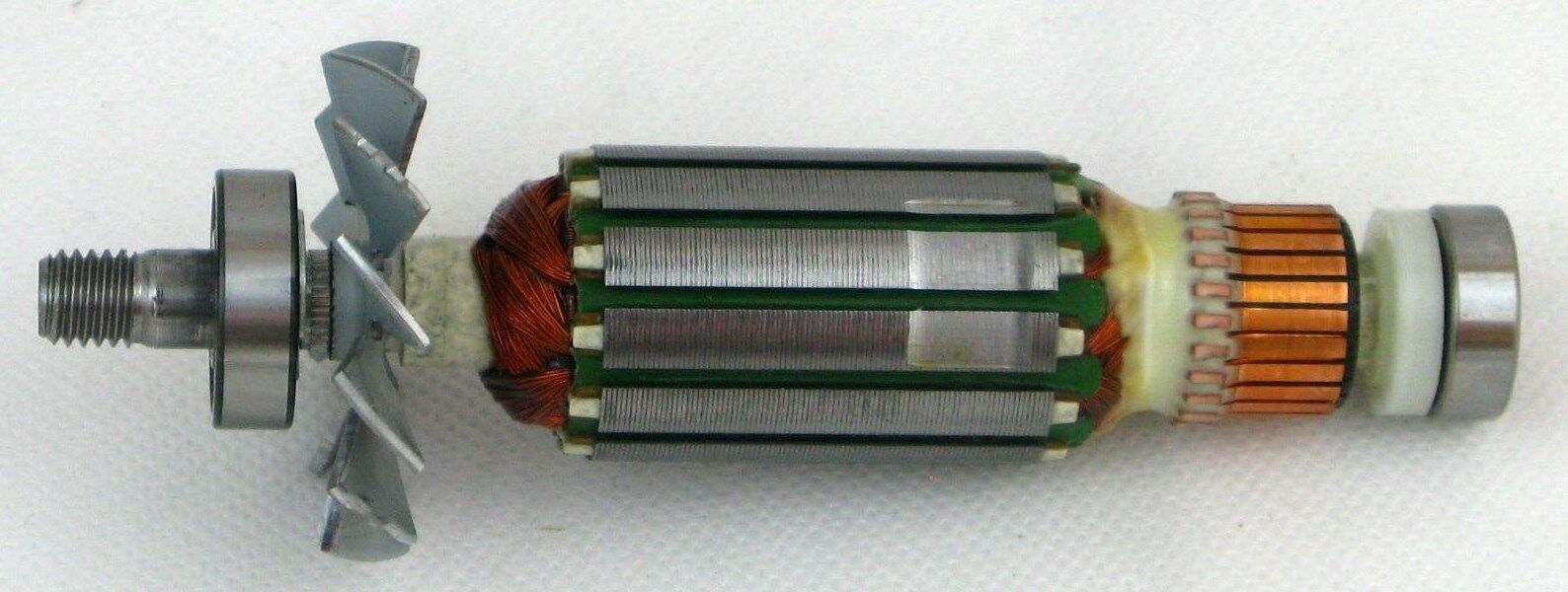 Makita Original Anker, Rotor zu N1923B, 1902, 1901, Hobel Boss 511938-9 Makita