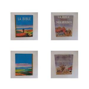 2 Libros La Biblia Nacherzählt De Todos Hachette 1970 Mame Las Joven 1989