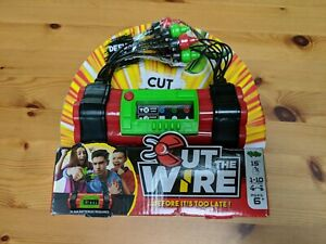 Cut The Wire Family Board Game Night Target Exclusive Discontinued Yulu