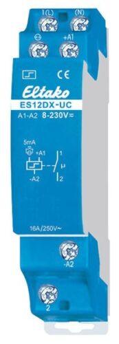 Eltako ES12DX-UC Stromstoßschalter 1 Schließer potenzialfrei
