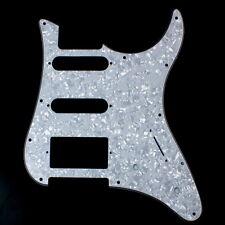 Guitar Pickguard For YAMAHA Pacifica EG 112  ,4Ply White Pearloid