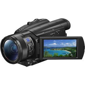 Nuevo-Sony-FDR-AX700-HDR-4K-Camaras-de-video