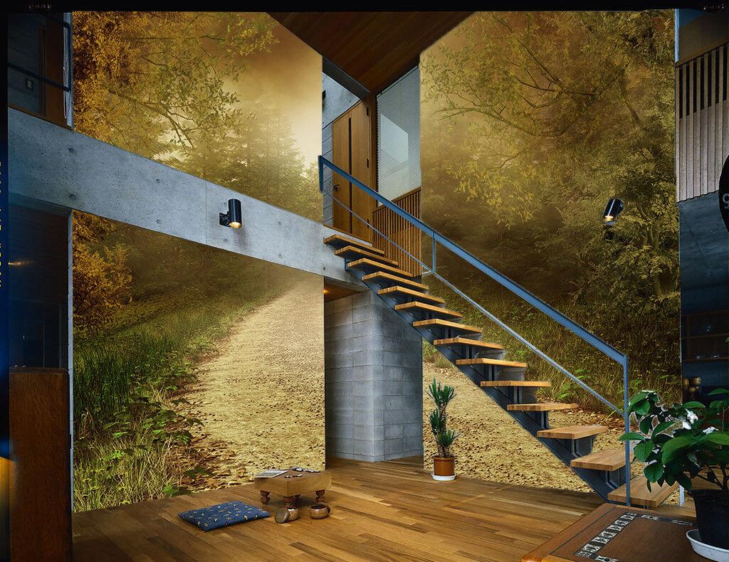 3D Fantasy Wald 853 Tapete Tapete Tapete Wandgemälde Tapete Tapeten Bild Familie DE Summer | Genial  | Wirtschaftlich und praktisch  |  1b09c0