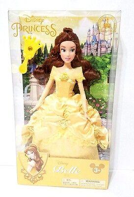 Disney Parks Princess Belle Polly Fashion Dress Up Play Set Mrs Potts Book
