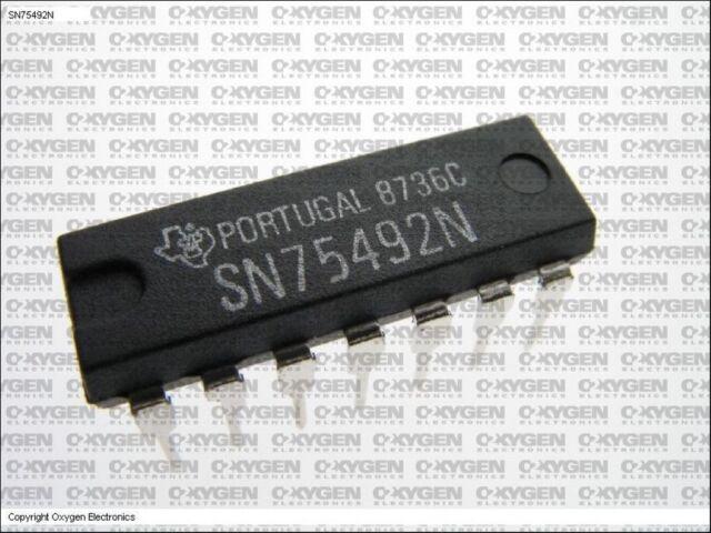 50PCS SN7406N DIP-14 IC original TI