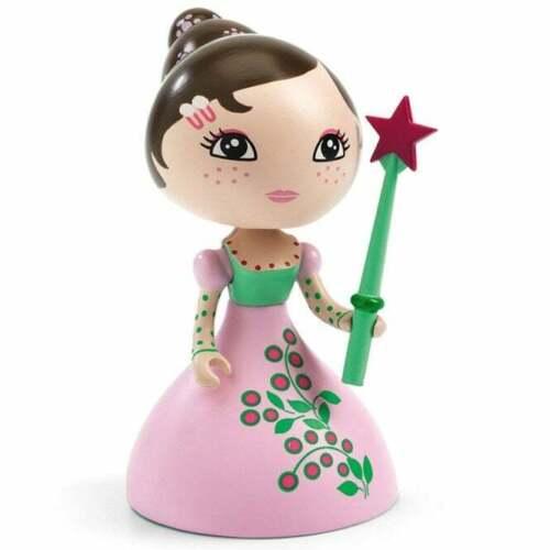 Djeco Arty Jouets Princess Andorre Collection Figurine avec baguette
