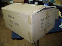 Kohl's Set Up Box Display Boxes 200 Ea. M208-w-k