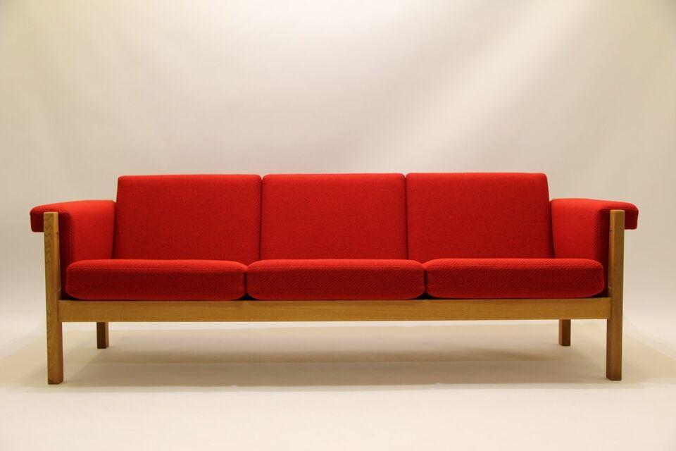 Hans J. Wegner, GE 40. , 3 pers. sofa