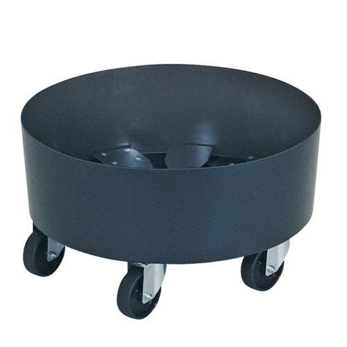 Transportroller für Kunststofftonnen Tragkraft 100 kg außen//innen Ø 450//438 mm