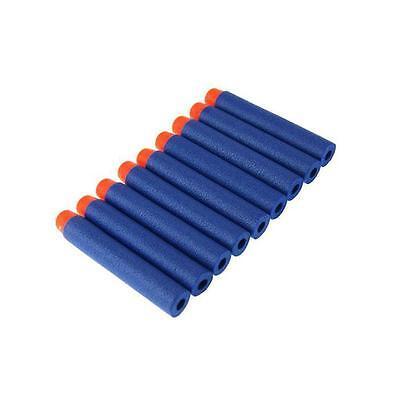 50 PCS BLUE Nerf 7.2cm darts for N-Strike Elite Gun Refill Bullets *CHEAPEST*