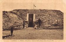 3456) WW1 GORIZIA, SAN MICHELE, INGRESSO DELLA GALLERIA A CIMA 3.
