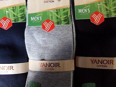3 A 12 Paires De Chaussettes En Fils De Bambou 98% Femme Homme Enfants 35-40 Design Accattivanti;