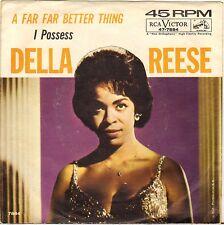 "DELLA REESE ""I POSSESS"" POP VOCAL JAZZ SP 1961 RCA VICTOR 47-7884"