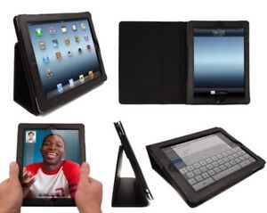 SD-TABLETWEAR-iPAD-2-3-BLACK-LEATHER-CASE-STAND-AND-TYPE-COVER