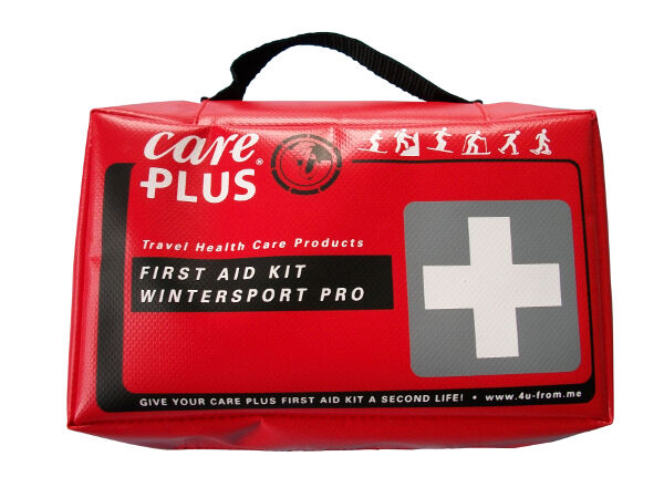 Care Plus Winter Sports Pro  First Aid Kit  good price