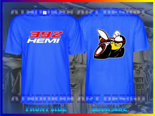 Dodge Chargeur SRT8 HEMI 392 Super Bee T-Shirt