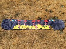 VERY VERY RARE Gnu Whip It Devo Men's Snowboard - 162 cm  *NEW* RARE - COLLECTOR