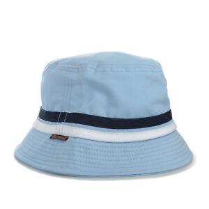 Ben Sherman Mens Cooper Bucket Hat in sky - One Size 2061117118918 ... e1a0b3f80cc