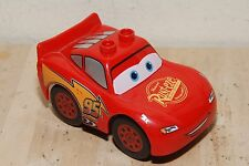 Lego Duplo Disney Cars Rust-eze Lightning McQueen Figure Vehicle FREE SHIPPING