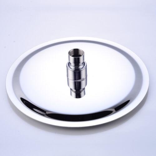 Unterputz Digitale Duschsystem Heißen und Kalten Wassers Rund Dusche Set G3//8