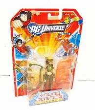 2011 DC UNIVERSE Young Justice ARTEMIS Figure ~ SUPER RARE ~ Brand New!!!