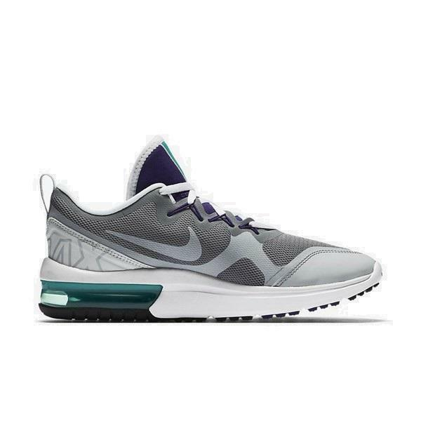 Womens NIKE AIR MAX FURY Cool Grey Trainers AA5740 010