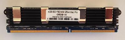 8x 4GB 32GB RAM Apple Mac Pro 3,1 3,2 Ghz MA970D/A MA970LL/A DDR2 800 Mhz FBDIMM