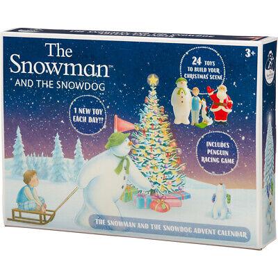 Official The Snowman /& The Snowdog Musical Advent Calendar