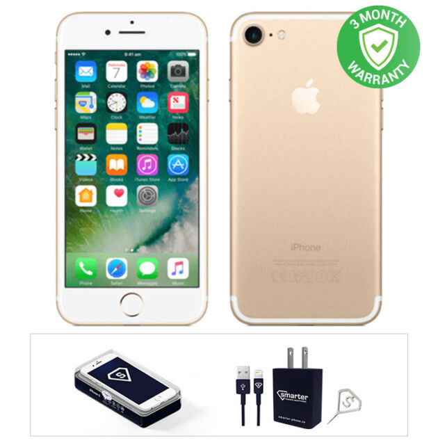 Apple iPhone 7 - 32GB - Gold - Fully Unlocked