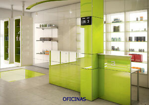 Green High Gloss Acrylic Kitchen Cabinet Doors/Drawer Fronts ...