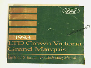 image is loading 1993-crown-victoria-grand-marquis-electrical-wiring- diagrams-
