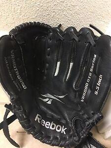 Darmowa dostawa złapać nowe promocje Details about Reebok VR6000 OTR Series Baseball Glove RHT 9.5