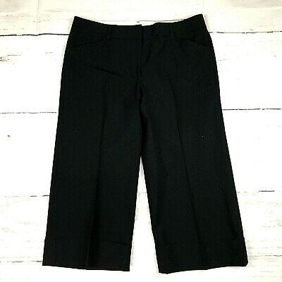 Elie Tahari Womens Ezmarelda Wide Leg Dress Pants Trousers Plus BHFO 2909