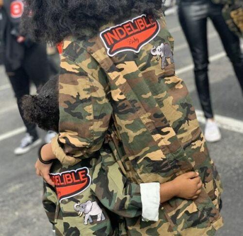 PERSONALIZED CUSTOM Letterman Jacket Name Patch Cheer Mascot Sports Uniform Iron