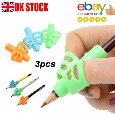 Kids School Pencil Holder Pen Writing Grip Posture Correct Stationery Tools