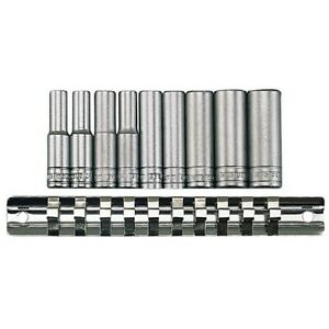 TENG-TOOLS-1-4-DRIVE-DEEP-SOCKET-SET-AND-RAIL-4mm-gt-13mm