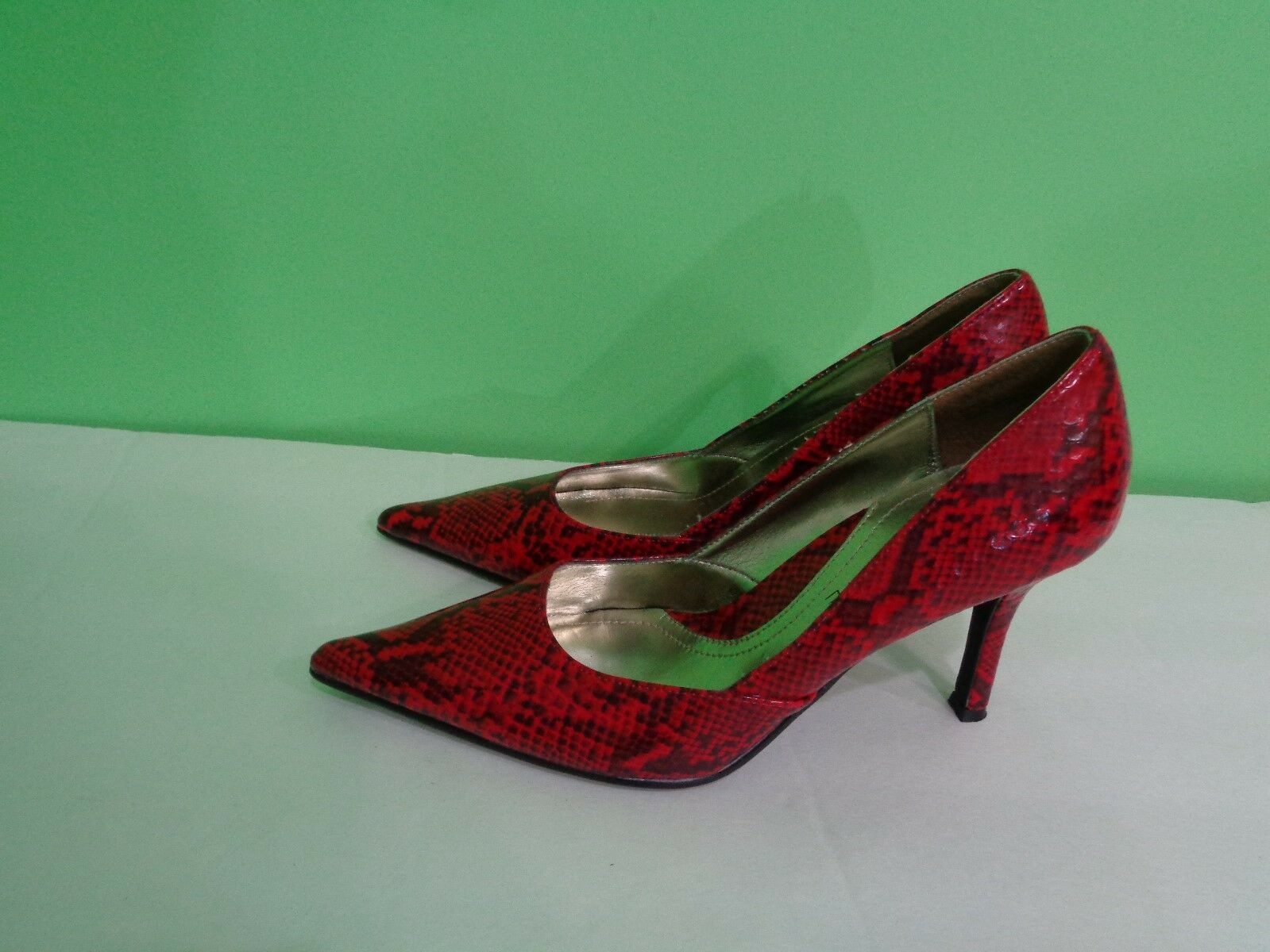 RAMPAGE Pumps Beautiful Multicolor Animal Print Pumps RAMPAGE Shoes Size US 8.5 M 24fd77