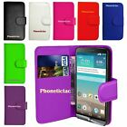 Book Wallet Flip Leather Case Card Cover For Various LG Mobile Phones