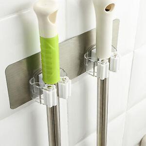 Wall-Mounted-Mop-Brush-Broom-Organizer-Hanger-Holder-Storage-Rack-Kitchen-Clean