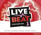Live Beat 1 Class Audio CDs (2015)